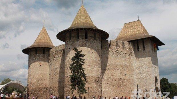 (foto) Descoperă cum arată Cetatea Soroca după restaurare
