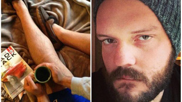 (foto) Bărbații reinterpretează amuzant 16 poze de Instagram tipic feminine