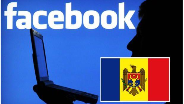 (infografice) Câți utilizatori are Facebook în Moldova și care sunt cele mai populare pagini create de moldoveni