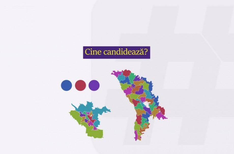 Parlamentare 2019: Lista completă a candidaților pe care îi veți putea vota pe circumscripții uninominale