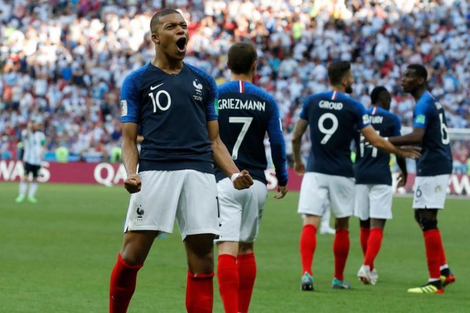 Mbappé, Pogba, Griezmann și Kante. Franța și-a anunțat lotul pentru partida cu naționala Moldovei