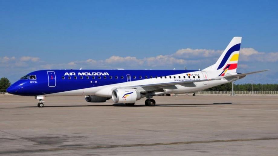 Air Moldova va asigura deplasarea gratuită a întregii delegații a Mitropoliei Moldovei care va aduce Focul Haric
