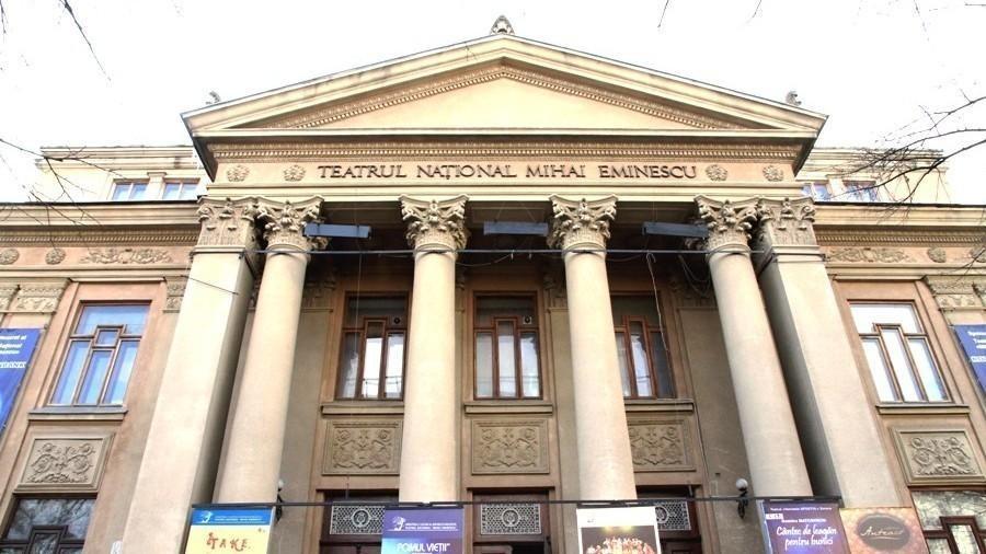 """Ce spectacole vor fi jucate săptămâna viitoare la Teatru Național """"Mihai Eminescu"""""""